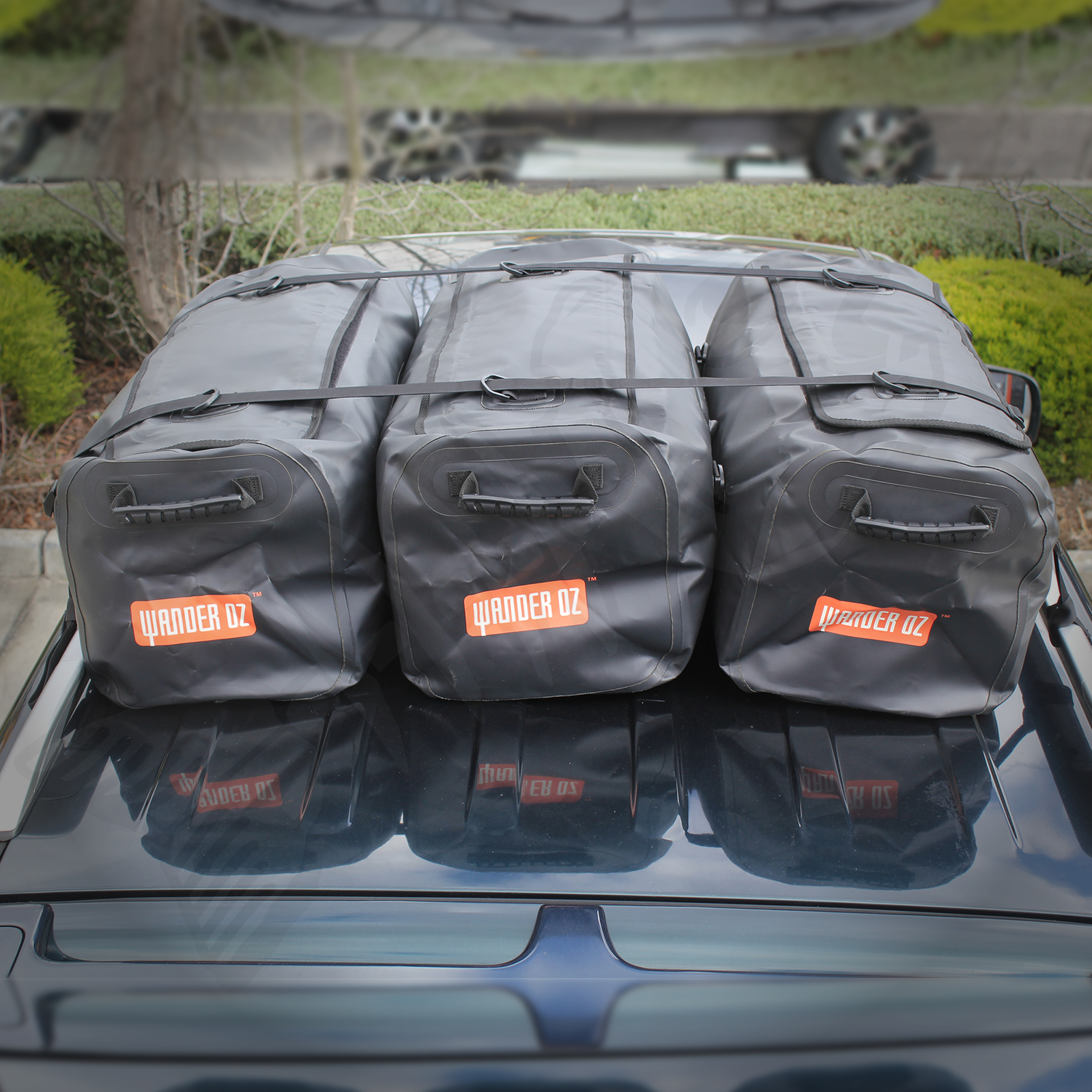 Large Duffle Luggage Carry Bag Overnight Camping 4wd