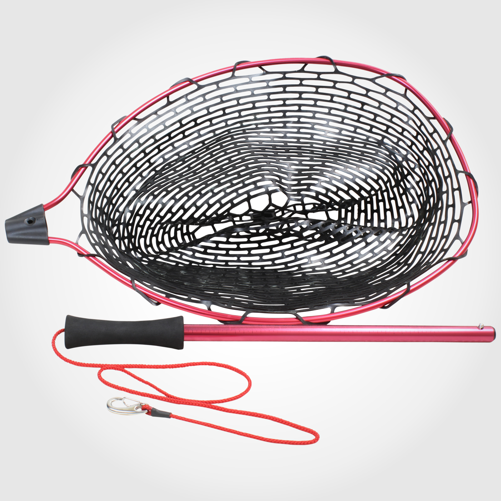 fishing landing net compact kayak boat telescopic fish