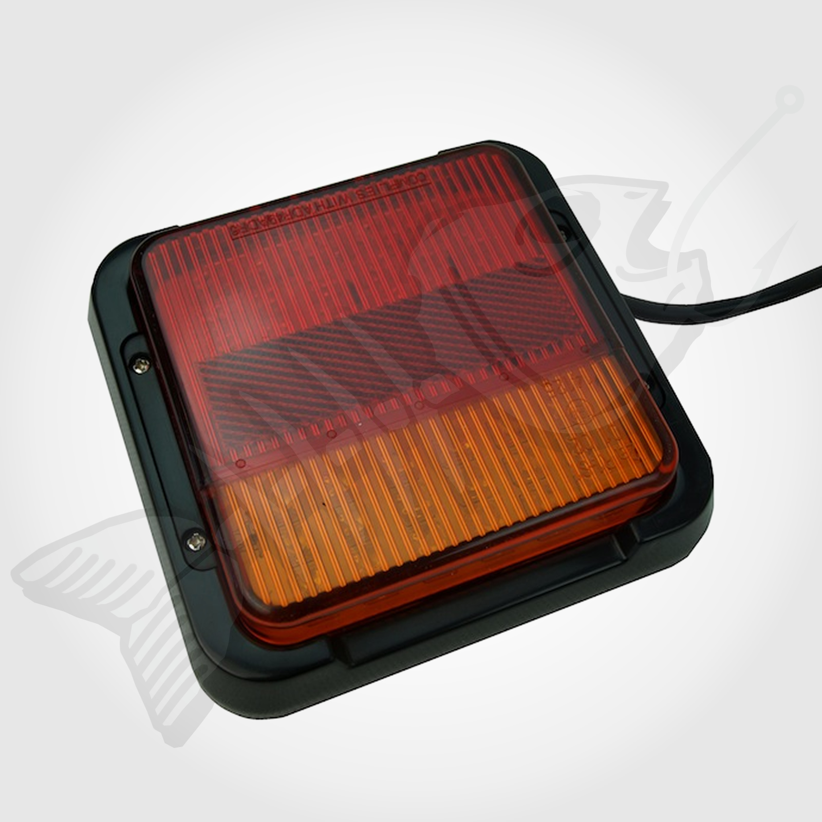 truck tail lorry turn car in item stop from lights indicator lamp assembly signal waterproof trailer rear light led