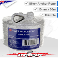 Marine Anchor Rope Braided 10mm x 50m