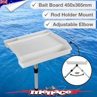 Bait Board - ROD HOLDER Mount - Medium