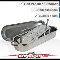 S/S Fish Poacher / Steamer