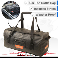 Auto Travel Duffle Bag - Roof Rack Mount