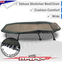 Deluxe Folding Stretcher Bed Chair