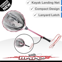 Kayak Fishing Landing Net Rubber