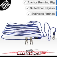 Anchor Rope Kayak Running Rig Kit