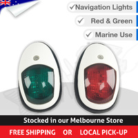 Red Green Port Starboard Lights
