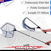 Telescopic Folding Fishing Landing Net - Small