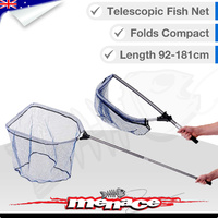 Telescopic Folding Fishing Landing Net - Medium