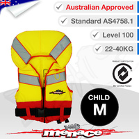 Triton PFD Type1 Foam Life Jacket - Child Medium