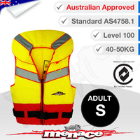 Triton PFD Type1 Foam Life Jacket - Adult Small