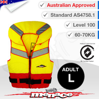 Triton PFD Type1 Foam Life Jacket - Adult Large