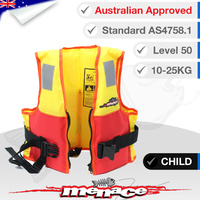 Hercules PFD2 Foam Life Jacket - Child (Type 2 Level 50)