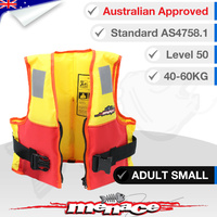 Hercules PFD2 Foam Life Jacket - Adult Small (Type 2 Level 50)