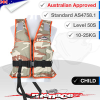 Ibisu PFD3 Life Jacket - Child (Type 3 Level 50S)