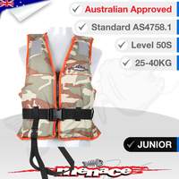 Ibisu PFD Type 3 Foam Life Jacket - Junior (Type 3 Level 50S)