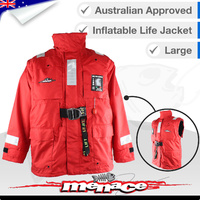 Premium All Weather Life Jacket Level 150 Type 1 - Large