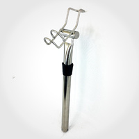 316 Stainless Steel Single ROD HOLDER Mount
