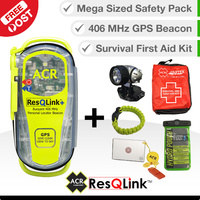 GPS Personal Locator Beacon 406MHz Emergency Survival Kit PBL