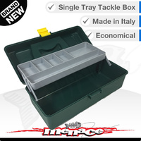 Panaro Tackle Box Single Tray - Green