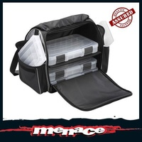 Panaro Premium Shoulder Bag - 5 Clear Tackle Boxes