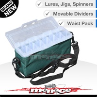Panaro Spinner Bait Fishing Tackle Box