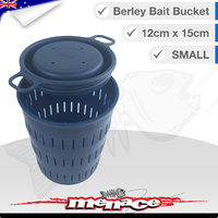 Berley Bucket Bait Pot - Blue