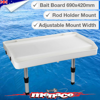 Bait Board - ROD HOLDER Mount - Extra Large XL60